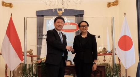 Japan Commitment to Support Indonesian Priority Sectors