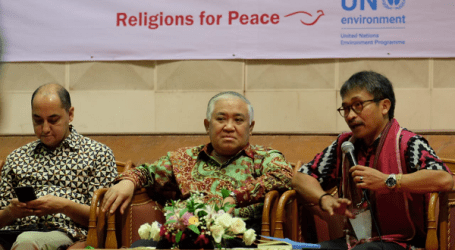 Chairperson of Inter Religious Council: All People Must Protect Nature