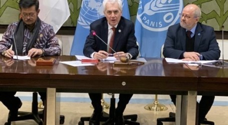 Indonesia Calls for FAO to Give Assistance for African and Pacific Countries