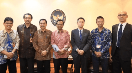 Indonesia-Japanese Terrorist Agency to Cooperate in Combating Terrorism