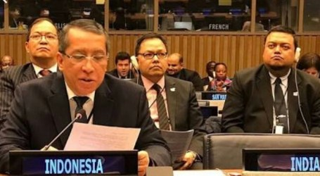 Indonesia Proposes UNSC Resolution to Reject Trump's Plan on Palestine