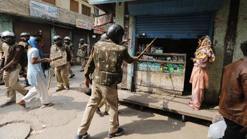 Death Toll of Riot in New Delhi Reache to 38 People