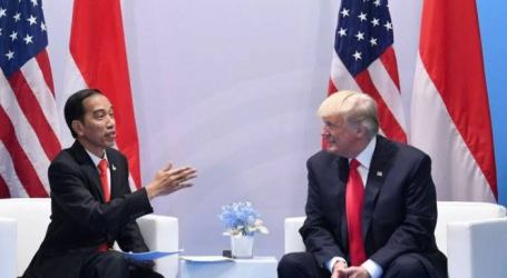 Jokowi to Meet Trump Discussing Investment in Indonesian New Capital