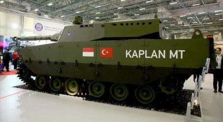Indonesian-Turkish Kaplan Tank Attracts Many Countries