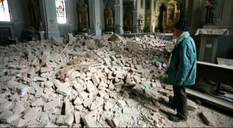 Croatia Rocked Magnitudo 5.3 Earthquake Amid of Covid-19 Outbreaks