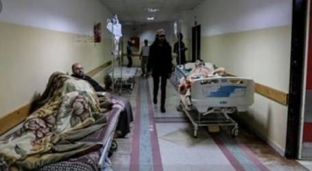 Hospitals in Gaza Announce Shortage of Medicines for Coronavirus Patients