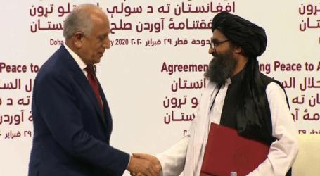 US-Taliban Signs Peace Agreement in Doha, Qatar
