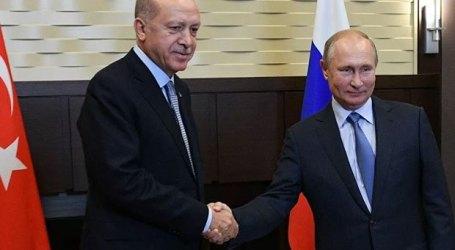 Erdogan-Putin Meet in Moscow Talking About Idlib Ceasefire