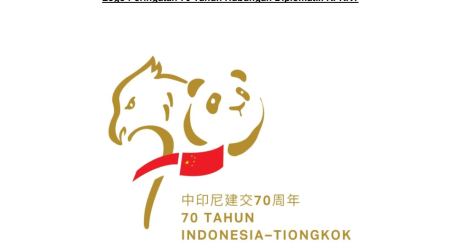 70th Diplomatic Relations, Indonesia-China Launches Stamps