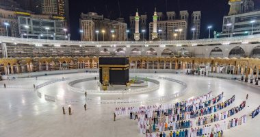 Friday Prayers at Grand Mosque in Makkah