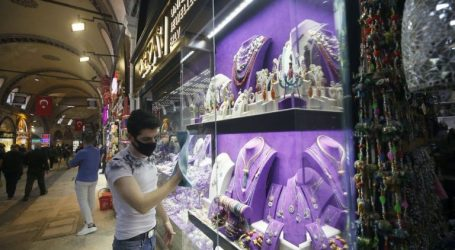 Grand Bazaar Istanbul Reopened on Monday