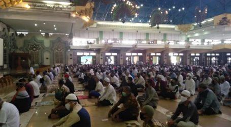 Jakarta Islamic Center Reopened on Friday