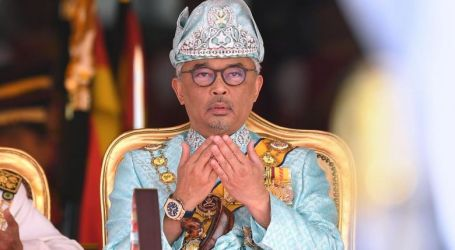 King Calls on All Malaysians to Pray for Palestinians