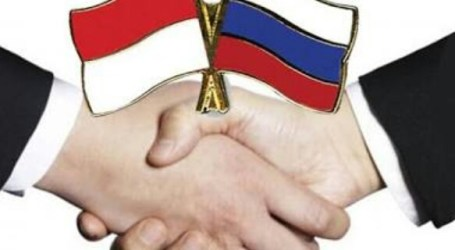 Indonesia-Russia Establish Cooperation in Handling Pandemic COVID-19