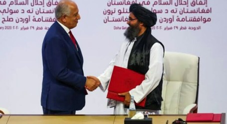 Afghan Government and Taliban Agree to Peace Talks in Doha