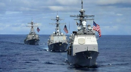 South China Sea Tension, Indonesia not Involved in the US or China Side