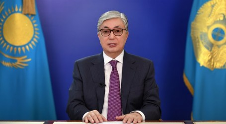President Tokayev: Pandemic Has Changed Usual Way of Life of All Humankind