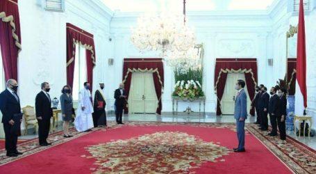 President Jokowi Receives Credentials of Seven Foreign Ambassadors