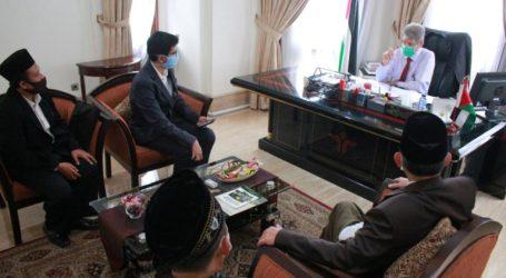 Palestinian Ambassador Invites Massive International Community Against Israel