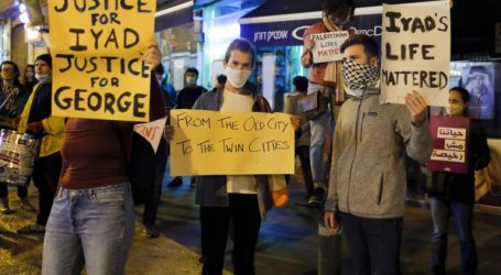 Hundreds of Residents Protest the Shooting of Autistic in Jerusalem