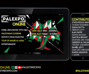 Palestine Expo III in London Held on July 4-5