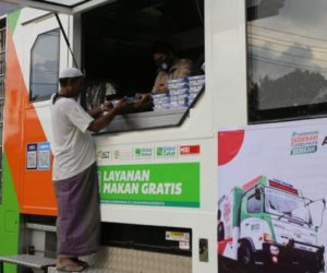Humanity Food Trucks for Rohingya Refugees in Aceh