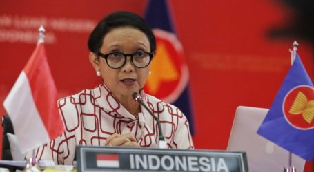 Minister Retno: Bring Back Rohingya Safely, Voluntary, and Dignified