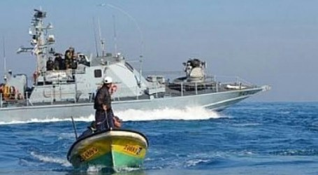 Israel Commits 172 Violations Against Gaza Fishermen