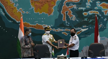 Indonesian Maritim Agency-Indian Coast Guard Establish Maritime Security Cooperation