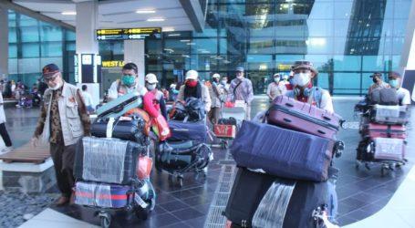 Volunteers of Indonesian Hospital in Gaza Hospital Arrived in Jakarta