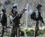 Israeli Forces Obstruct Palestinian Pipe-Construction Works
