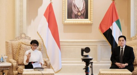 Indonesia-UAE Develop COVID-19 Test Artificial Intelligence Technology