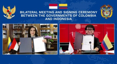 Indonesia-Colombia Agree Visa Exemption to Increase Tourists