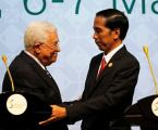 Jokowi and Abbas Discuss Palestinian Issues