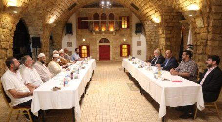 Palestinian Islamic Movements Meet in Lebanon