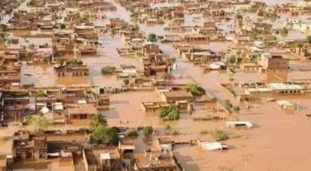 "PM Madbouly Affirms ""Egypt's Fully Solidarity with Sudan amid Floods"