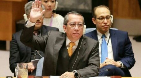 Indonesia Regrets UNSC Failed to Adopt the Resolution about Handling of Terrorists