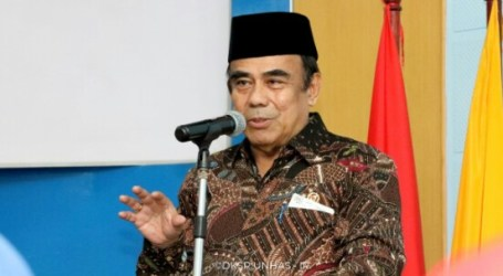 Indonesian Minister of Religion Confirmed Positive Covid-19