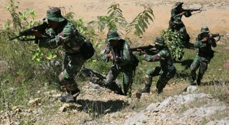 Indonesian Army Sends 155 Soldiers to the US for Joint Training