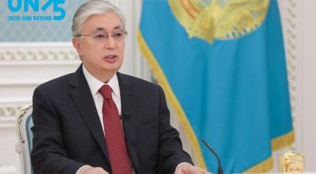 Tokayev to UNGA: Kazakhstan Shares Aspiration of A Peaceful and Prosperous World