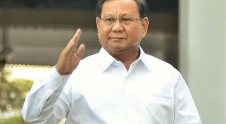 Indonesian Defense Minister Prabowo Invited to Visit the US