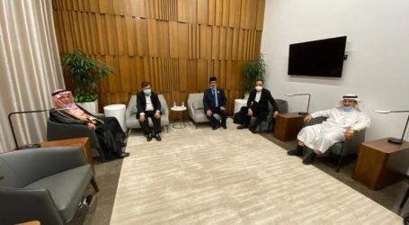 Kalla Arrives at Riyadh to Discusses the Construction of Prophet Muhammad Museum