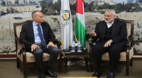 Hamas and UN Special Coordinators Discuss Palestinian Unity