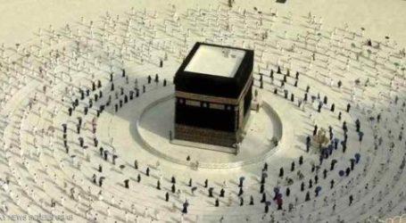 Starting on November, Saudi Receives 10,000 Foreign Umrah Pilgrims Every Week