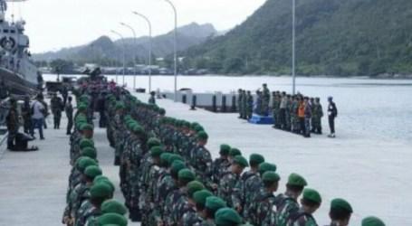 Indonesian Navy Moves Marine Combat Headquarters to Natuna