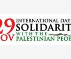 World Commemorates International Day of Solidarity with Palestinian People