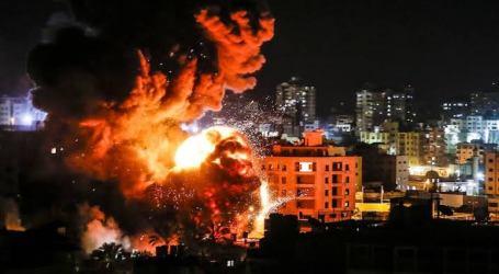 Gaza Rocket Damages Factory in Southern City of Ashkelon