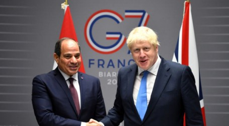 Egypt-UK Sign New Trade Agreement