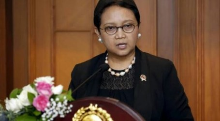 Minister Retno: No Intention Indonesia to Establish Diplomacy with Israel