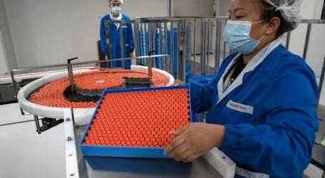 Sinovac Covid-19 Vaccine Arrives in Indonesia